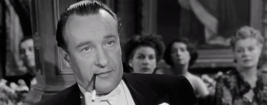 "George Sanders | ""All About Eve"" (1950)"