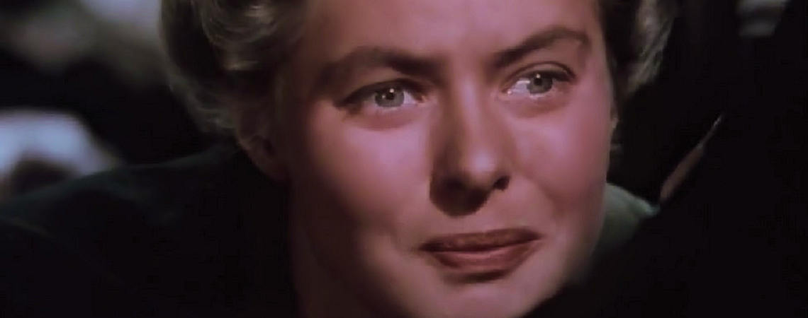 "Ingrid Bergman | ""For Whom the Bell Tolls"" (1943)"