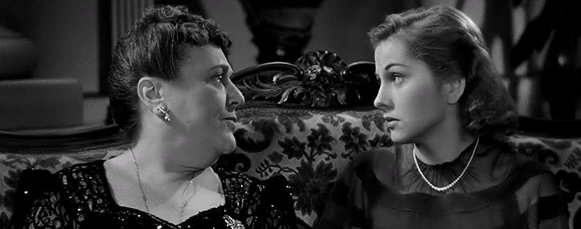 "Joan Fontaine, Florence Bates | ""Rebecca"" (1940)"