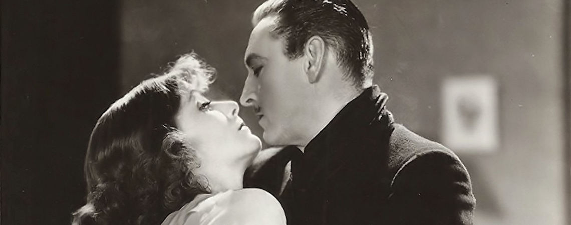 "John Barrymore, Greta Garbo | ""Grand Hotel"" (1932)"