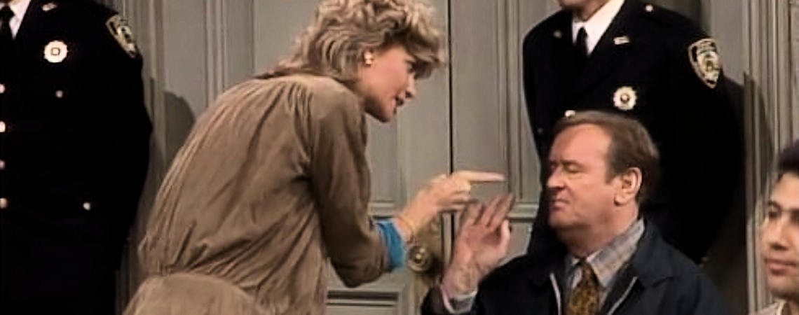 "Markie Post, Eugene Roche | ""Night Court"" (1984)"