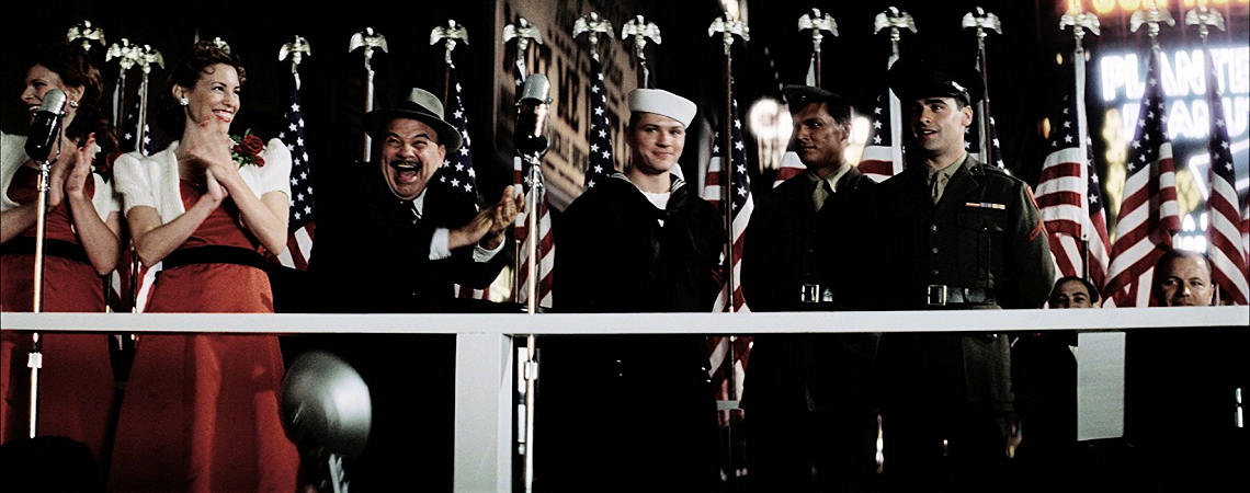 "Ryan Phillippe, Adam Beach, Jesse Bradford, Jon Polito | ""Flags of Our Fathers"" (2006) [c]"