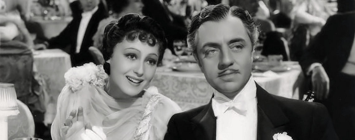 "Myrna Loy, Luise Rainer | ""The Great Ziegfeld"" (1936)"