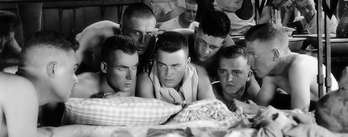 "Lew Ayres, William Bakewell, Russell Gleason, Walter Rogers | ""All Quiet on the Western Front"" (1930) *"