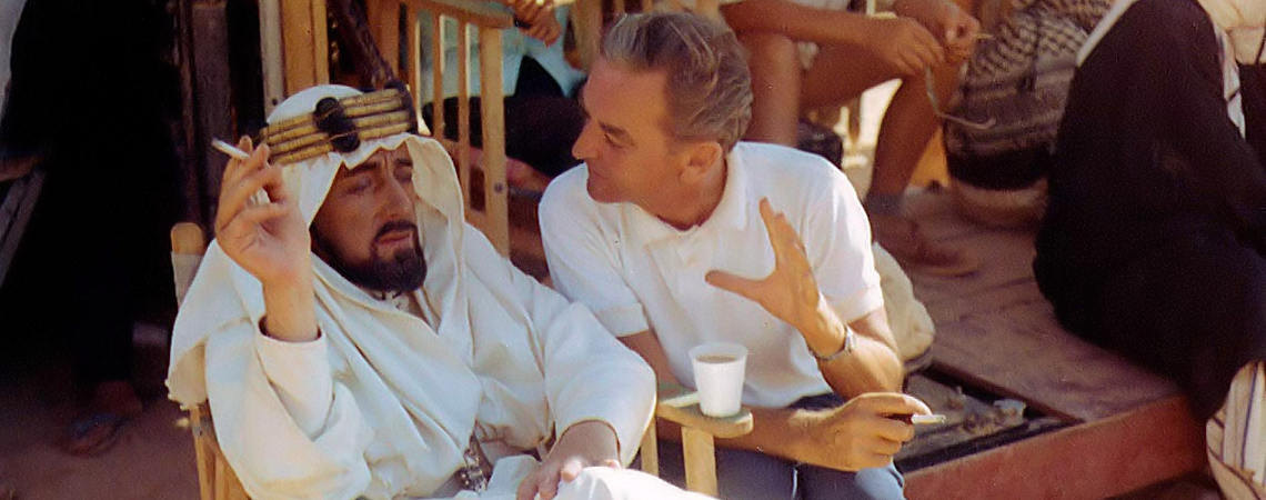 "Alec Guinness, David Lean | ""Lawrence of Arabia"" (1962)"