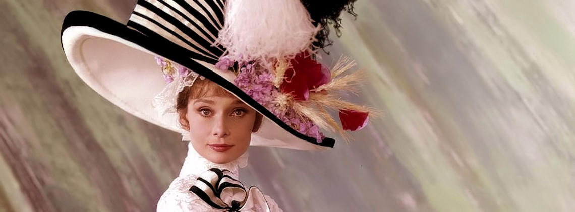 "Audrey Hepburn | ""My Fair Lady"" (1964) *"