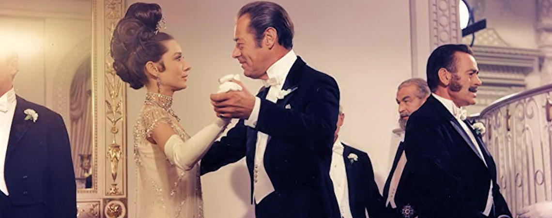 "Audrey Hepburn, Rex Harrison | ""My Fair Lady"" (1964) *"