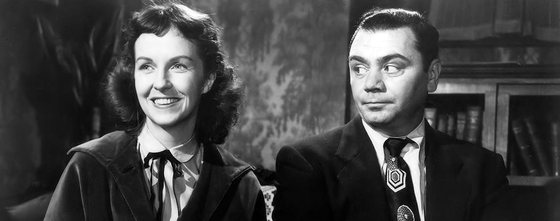 "Betsy Blair, Ernest Borgnine | ""Marty"" (1955) *"