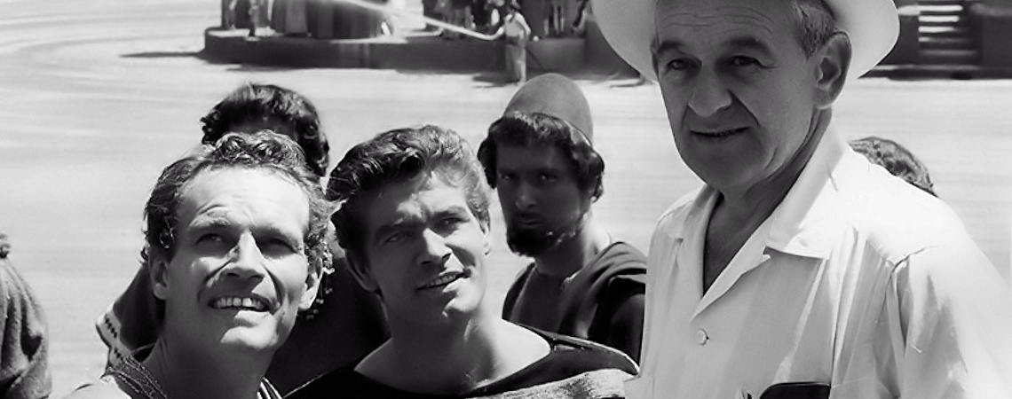 "Charlton Heston, Stephen Boyd, William Wyler | ""Ben Hur"" (1959)"
