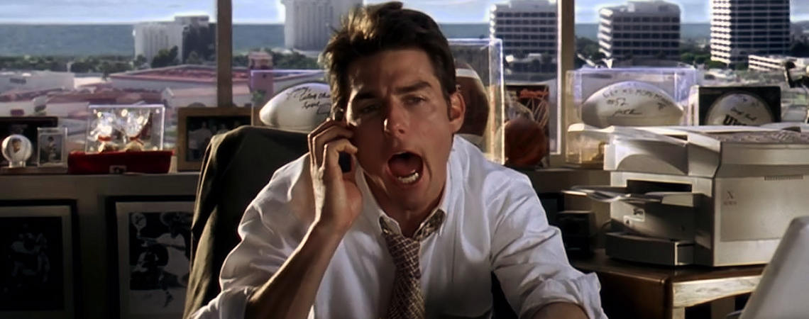 "Tom Cruise | ""Jerry Maguire"" (1996)"