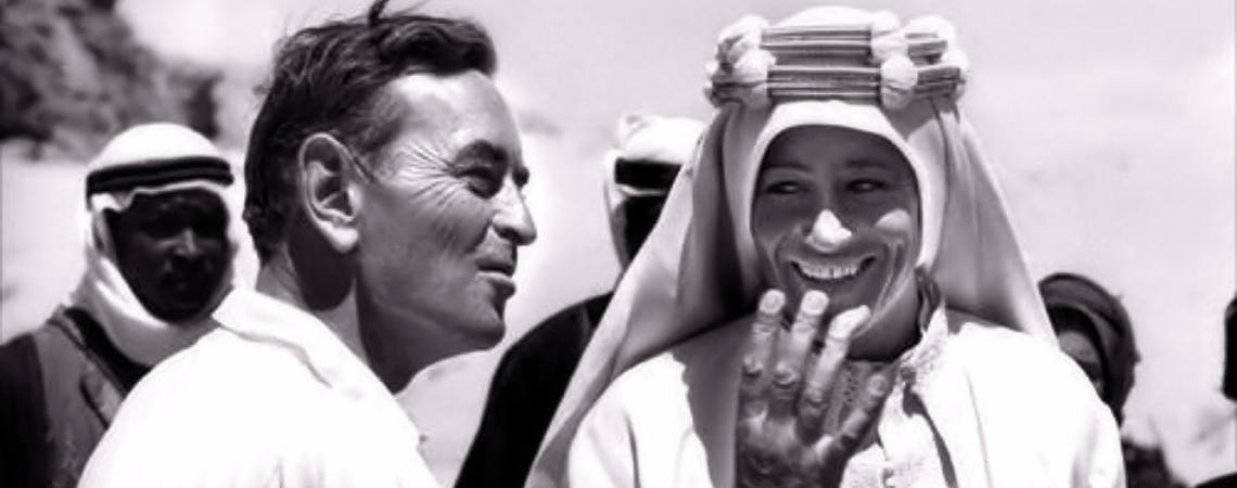 "David Lean, Peter O'Toole | ""Lawrence of Arabia"" (1962)"