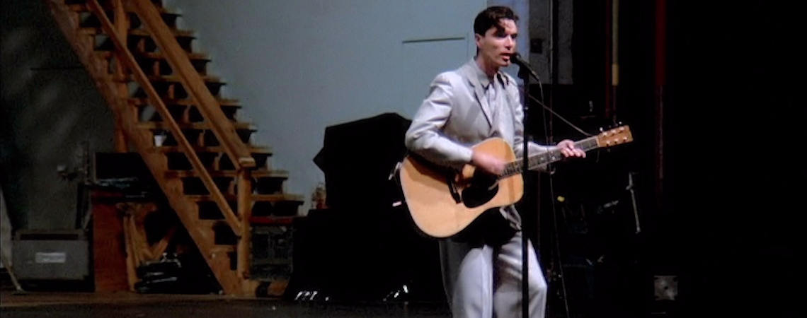 "David Byrne | ""Stop Making Sense"" (1984)"