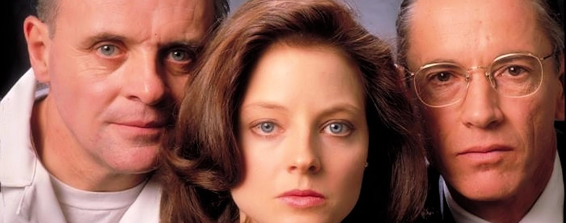"Anthony Hopkins, Jodie Foster, Scott Glenn | ""The Silence of the Lambs"" (1991) [c]"