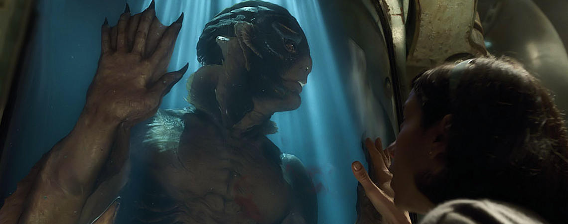 "Doug Jones, Sally Hawkins | ""The Shape of Water"" (2017)"