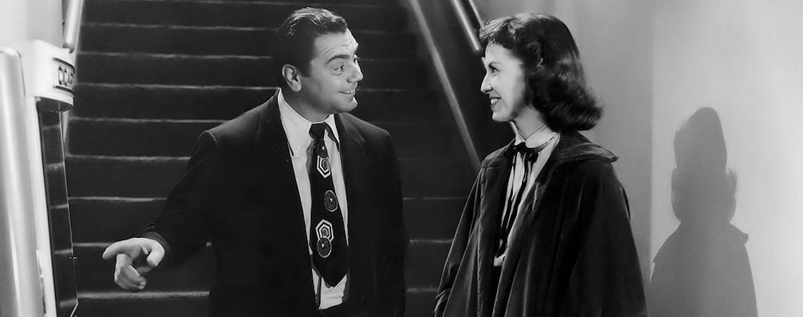 "Ernest Borgnine, Betsy Blair  | ""Marty"" (1955) *"