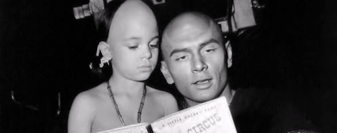 "Eugene Mazzola, Yul Brynner | ""The Ten Commandments"" (1956)"