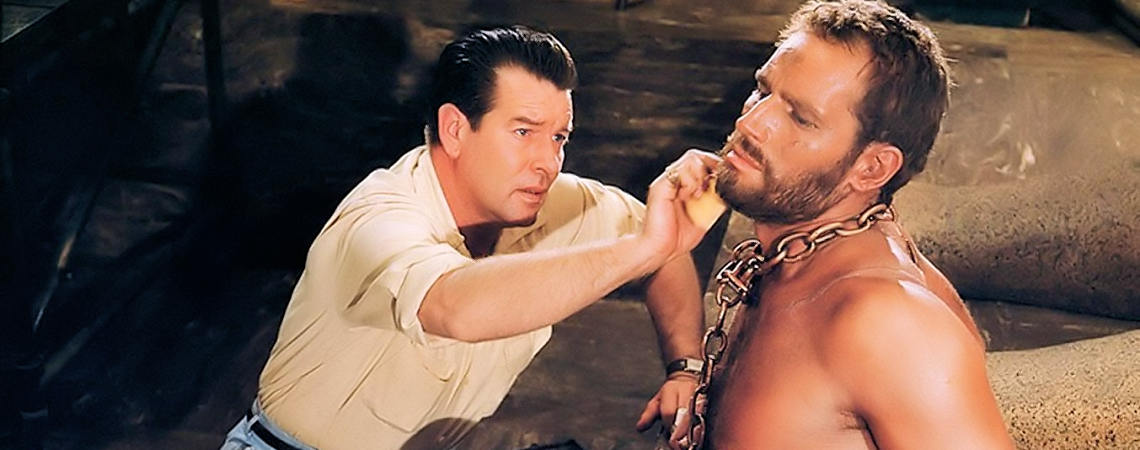 "Frank Westmorer, Charlton Heston | ""The Ten Commandments"" (1956)"