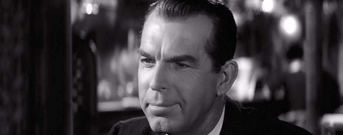 "Fred MacMurray | ""The Apartment"" (1960)"