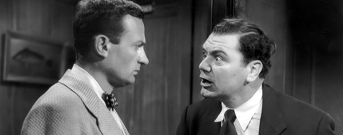 "Joe Mantell, Ernest Borgnine | ""Marty"" (1955) *"