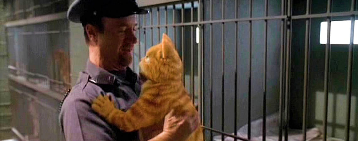 "Michael Monks | ""Garfield: the Movie"" (2004) [b]"