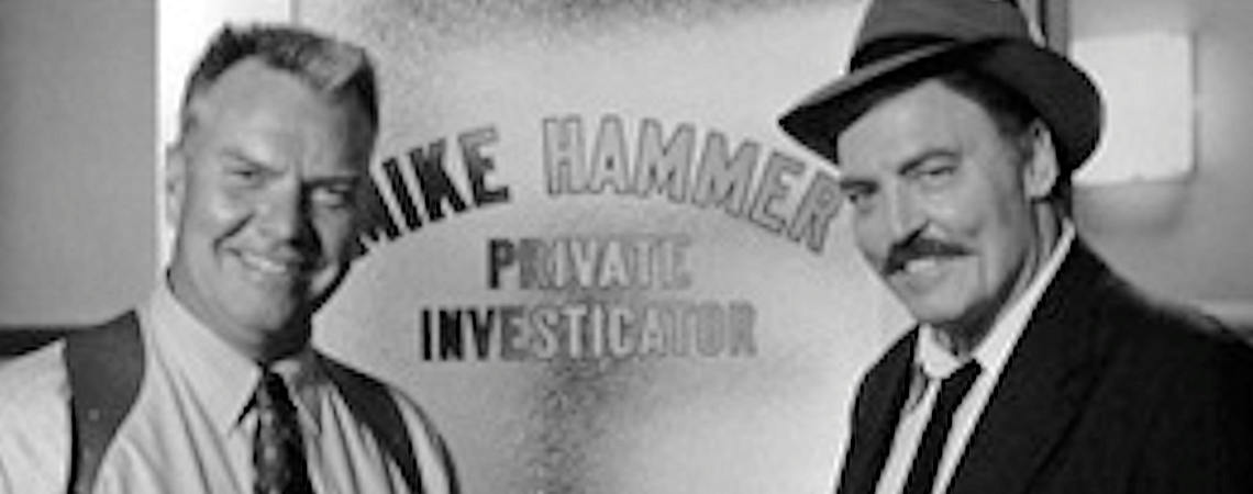 "Peter Jason, Stacy Keech | ""Mike Hammer"" (1997-1998)"
