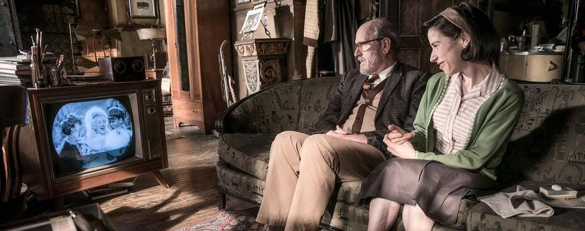 "Richard Jenkins, Sally Hawkins | ""The Shape of Water"" (2017)"