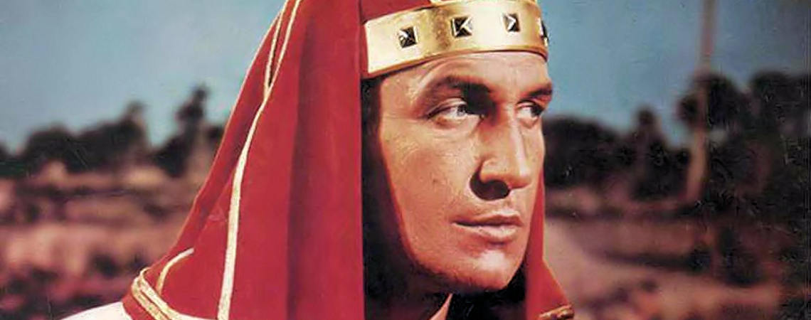 "Vincent Price | ""The Ten Commandments"" (1956)"