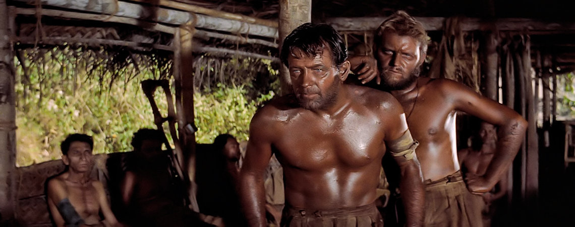 "William Holden | ""The Bridge on the River Kwai"" (1957)"
