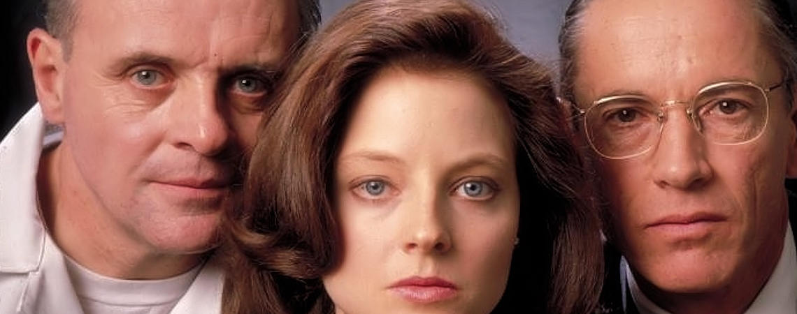 "Anthony Hopkins, Jodie Foster, Scott Glenn | ""The Silence of the Lambs"" (1991) **"