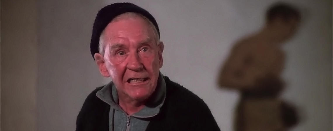 "Burgess Meredith | ""Rocky"" (1976)"