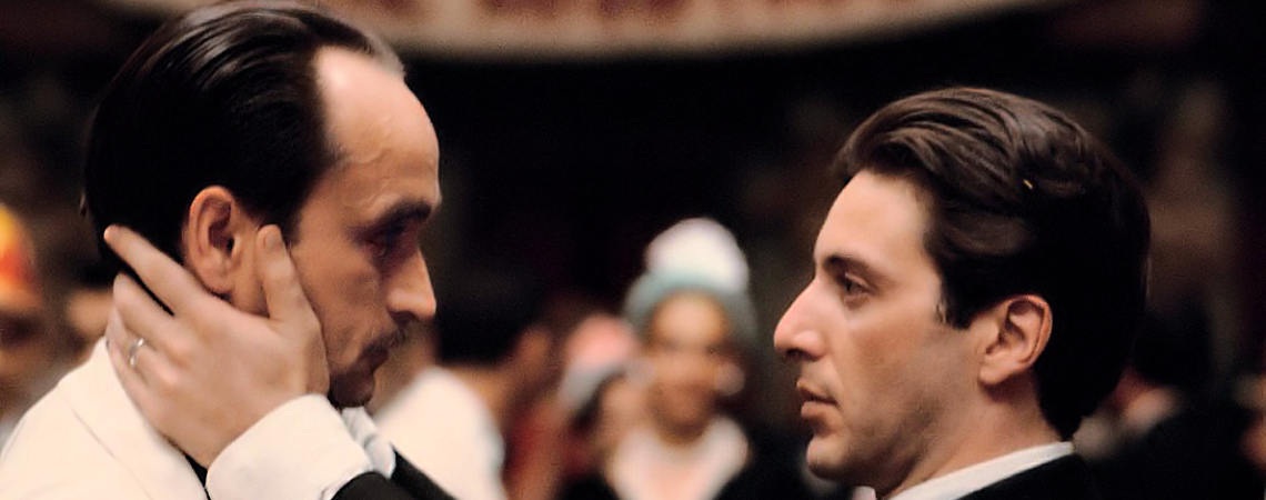 "John Cazale, Al Pacino | ""The Godfather Part II"" (1974)"