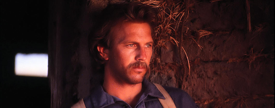 "Kevin Costner | ""Dances with Wolves"" (1990) *"