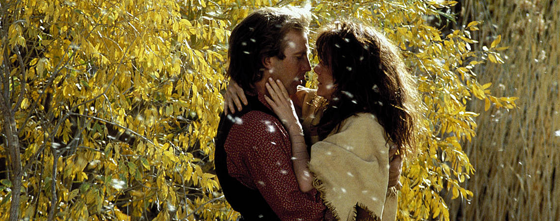 "Kevin Costner, Mary McDonnell | ""Dances with Wolves"" (1990) *"