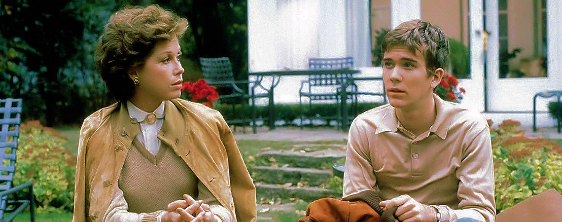 "Mary Tyler Moore, Timothy Hutton | ""Ordinary People"" (1980) *"