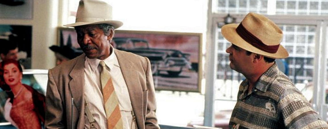 "Morgan Freeman, Dan Aykroyd | ""Driving Miss Daisy"" (1989)"