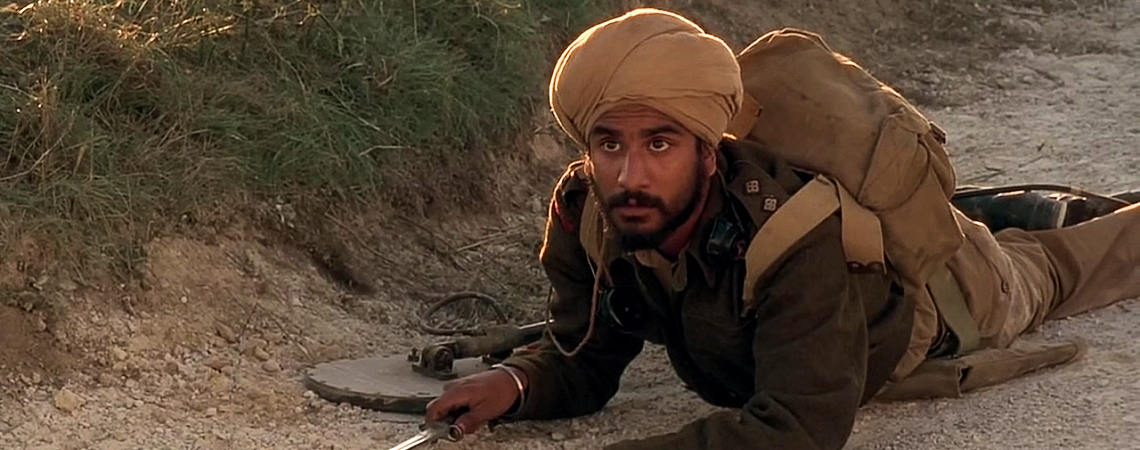 "Naveen Andrews | ""The English Patient"" (1996)"
