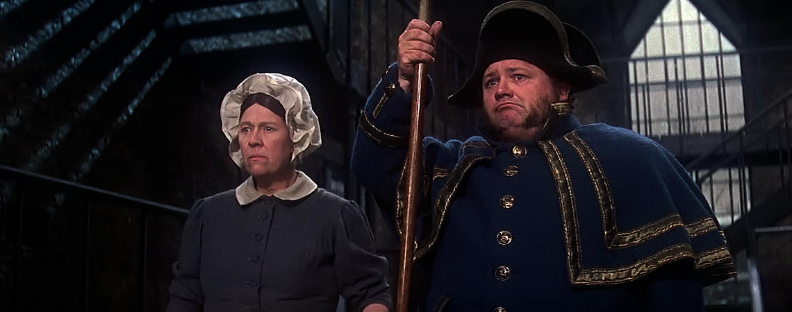 "Peggy Mount, Harry Secombe | ""Oliver!"" (1968)"