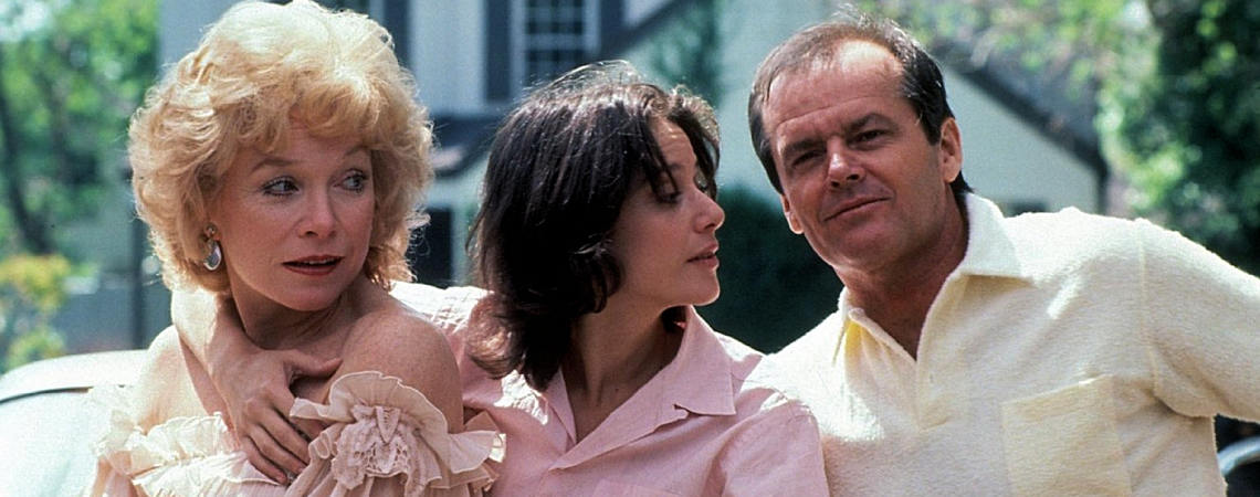 "Shirley MacLaine, Debra Winger, Jack Nicholson | ""Terms of Endearment"" (1983)"