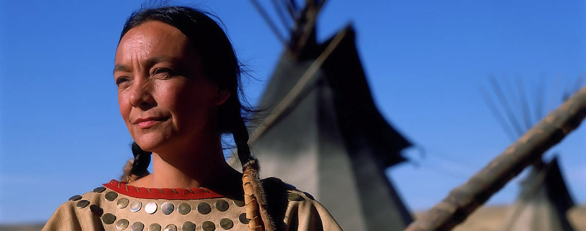 "Tantoo Cardinal | ""Dances with Wolves"" (1990)"