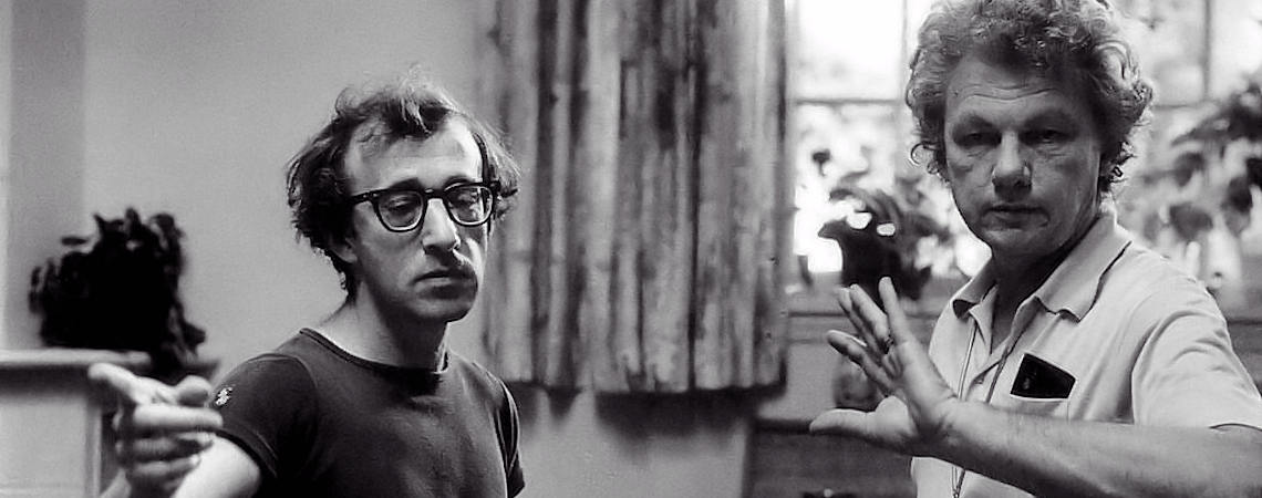 "Woody Allen, Gordon Willis ASC | ""Annie Hall"" (1977)"