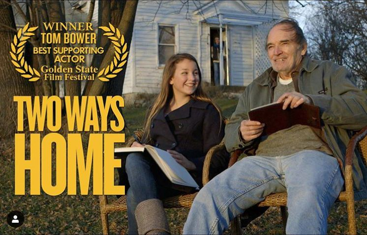 Tom Bower - Best Supporting Actor, Golden West Film Festival