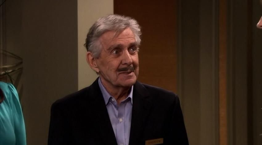 "Pat Harrington | ""Hot in Cleveland"" (2012)"