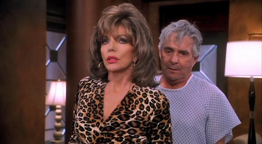 "Pat Harrington & Joan Collins | ""These Old Broads"" (2001)"