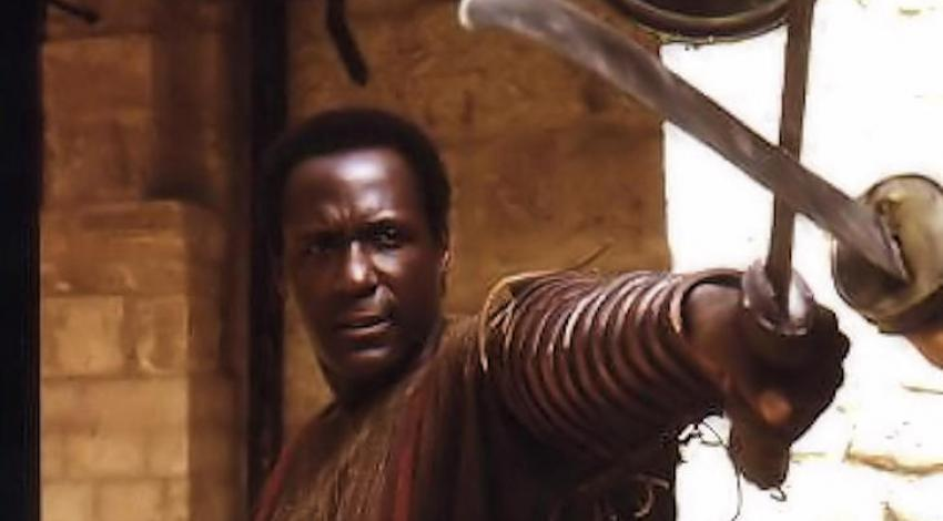 "Richard Roundtree | ""AD"" (1985)"