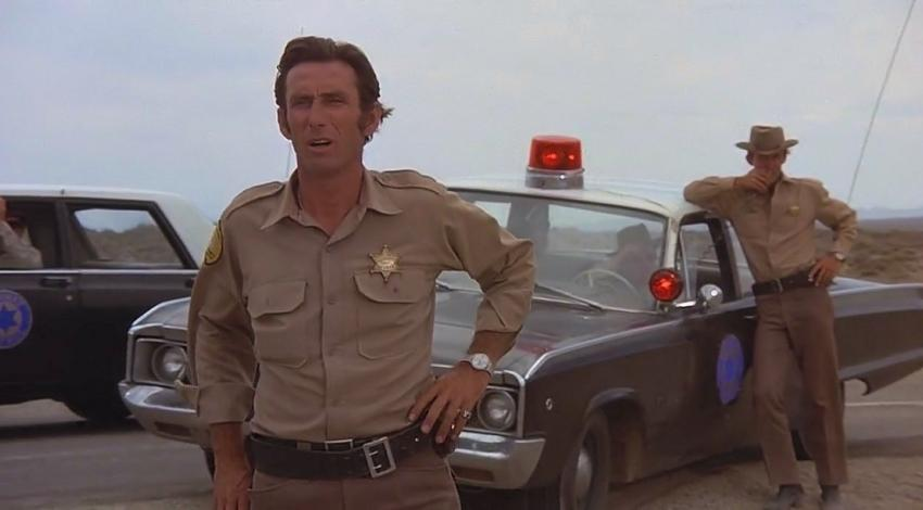 "Robert Donner w/Paul Koslo | ""Vanishing Point"" (1971)"