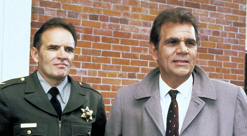 "Tom Bower & Alex Rocco | ""Lady in White"" (1988)"