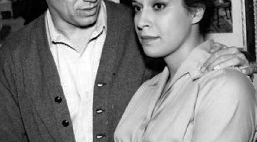 "Shelley Morrison with Joseph Campanella | ""The Fugitive"" (1963)"