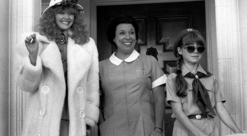 "Shelley Morrison w/Shelley Long and Ami Foster | ""Troop Beverly Hills"" (1989)"