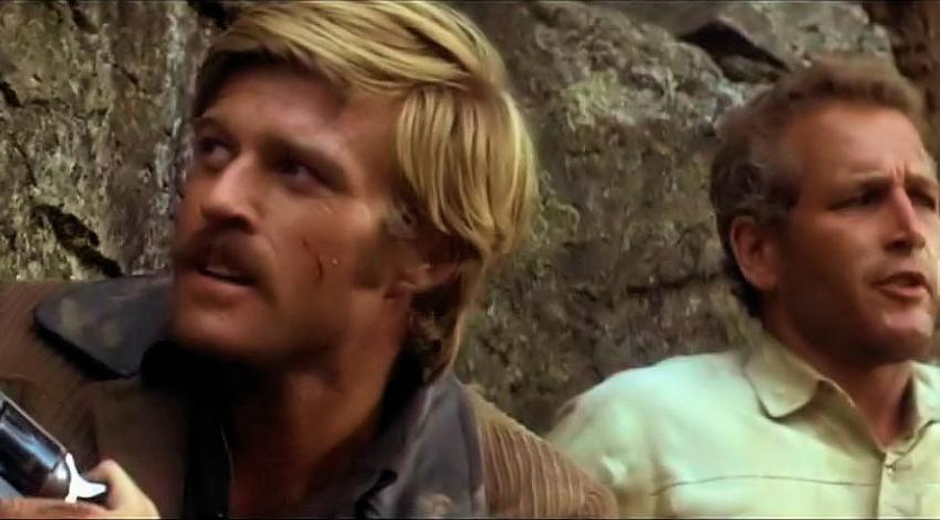 "Robert Redford & Paul Newman | ""Butch Cassidy And The Sundance Kid"" (1969)"