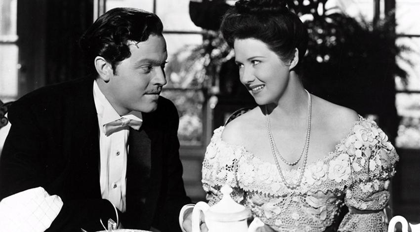 "Orson Welles, Ruth Warrick | ""Citizen Kane"" (1941)"